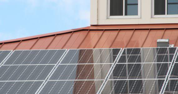 Delnatte & fils - Panneau photovoltaïque